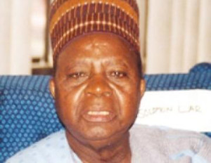 First National Chairman of the Peoples Democratic Party, PDP, Solomon Lar