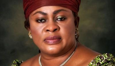 Nigeria's Minister of Aviation, Stella Oduah