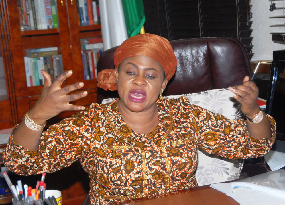 Jonathan sets up panel to probe oduah s armoured cars scandal