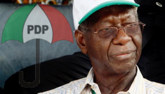 Chairman of the Board of Trustees of the Peoples Democratic Party (PDP), Chief Tony Anenih