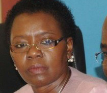 Mrs. Josephine Oluseyi Williams, New Lagos, Head of Service