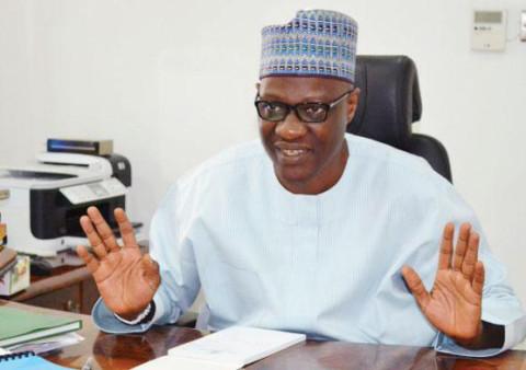 Kwara state Governor, AbdulFatai Ahmen