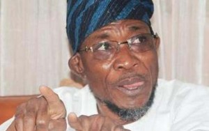 Osun State Governor Rauf Aregbesola