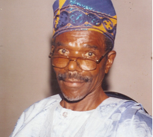 Late renowned economist, Baba Omojola