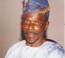 Late renowned economist, Baba Omojola