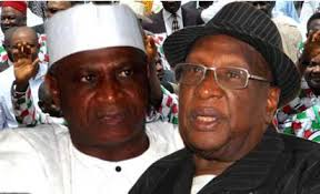 Baraje and Atiku