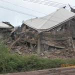 3 storey building collapses in Enugu as contractors, owner face prosecution