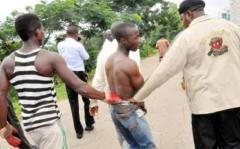 Police in Enugu Nab Notorious Car Snatcher
