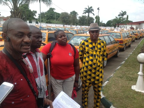 Governor T.A.Orji Distributes 202 Cars to Beneficiaries of Abia State Youth Empowerment Programme
