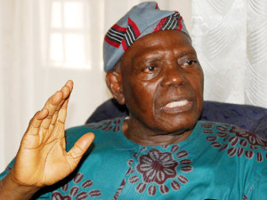 APC Interim National Chairman, Bisi Akande