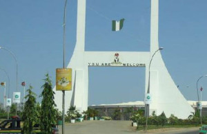 the abuja city gate