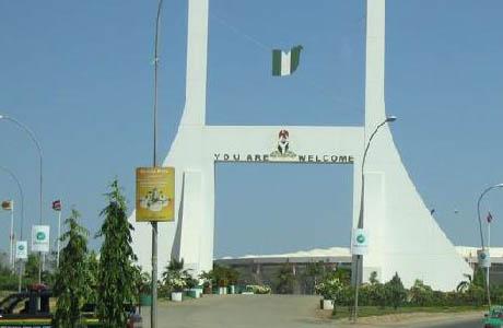 the abuja city gate