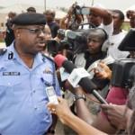 Plateau State Police Commissioner Chris Olakpe