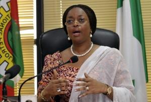 Nigeria's Minister of Petroleum Diezani Allison-Madueke