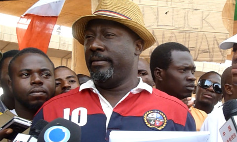 Ex-Lawmaker Dino Melaye