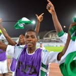 Nigeria's Golden Eaglets