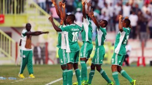 Nigeria's Golden Eaglets