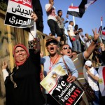 Protests Trail Court Ruling On Ex-Egyptian President, Mubarak