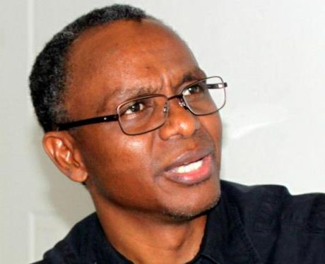 Former Minister of FCT and APC chieftain Nasir El'Rufai