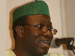 Governor Kayode Fayemi  of Ekiti state, south-west Nigeria
