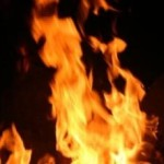 Fire Razes Federal Ministry of Works Building In Lagos