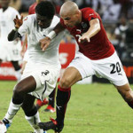 World Cup Playoff Ghana thrash Egypt in Kumasi