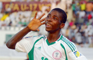 Golden Eaglets Danger Man, Kelechi Iheneacho