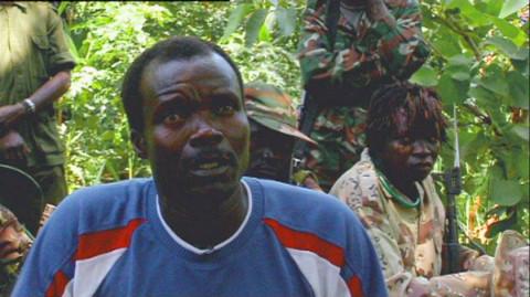 LRA Rebel leader Joseph Kony