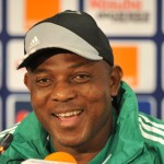 Sports Minister, Keshi Settle for 'Pre – Contract Talks' As Maigari, Umeh Flex Muscle On NFF Election