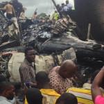 Plane Crash: Lagos To Conduct DNA Test On 13 Burnt Bodies