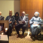 Nigeria Embassy in Washington Holds Service of Songs for Late Solomon Lar