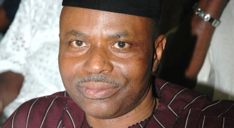 Gov. Olusegun Mimiko of Ondo state, Nigeria
