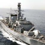 US navy  storms Nigeria Coast