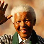 Nelson Mandela, South African statesman and former President