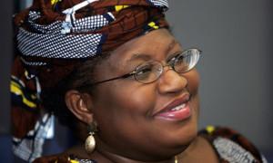 Nigeria's Finance Minister Okonjo Iweala