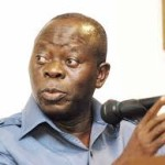 Breaking News: Oshiomhole Escapes Death In A Ghastly Motor Accident