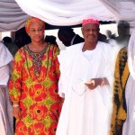 L-R Former Governor of Kano State Senator Kabir Gaya; Acting Director-General, National Pension Commission (PenCom), Mrs. Chinelo Anohu-Amazu; Kano State Governor, Engineer Rabiu Musa Kwankwaso, and the Central Bank Governor, Sanusi Lamido Sanusi at the Commissioning of the North-West zonal office of PenCom in Kano.