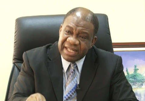 Nigeria's  Minister of Power, Chinedu Nebo