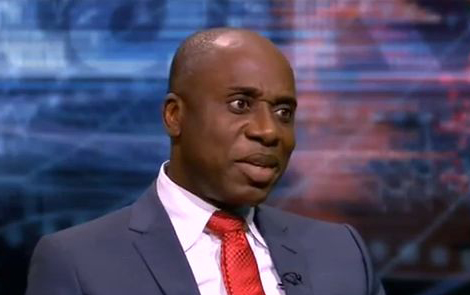 Governor Chibuike Rotimi Amaechi