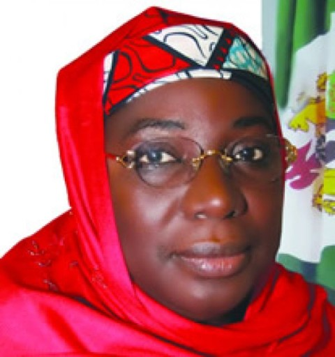 Nigeria's Minister of Education, Prof. Ruquayyatu Rufa'i.