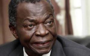Retired Justice Ayo Salami