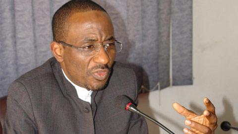 Suspended CBN Governor Sanusi Lamido Sanusi
