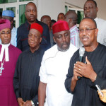 South-East Govs Shun Stakeholders Session with Confab Committee