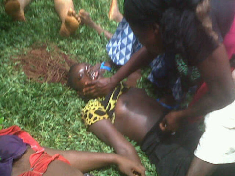 Some Victims of the Anambra Stampede