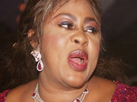 Nigeria's former Embattled Minister of Aviation Stella Oduah