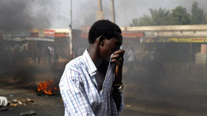 Sudan Fuel Protest