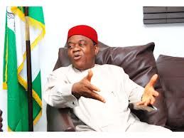 Governor, Theodore Orji of Abia State