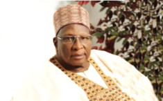 Immediate past National Chairman of Peoples Democratic Party (PDP), Alhaji Bamanga Tukur