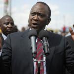 Despite Protests, Uhuru Kenyatta Sworn-in as New Kenya's President