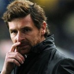 Tottenham Sack Andre Villas-Boas